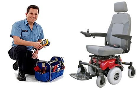 power wheelchair and scooter repair service