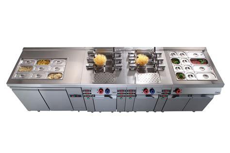meubles cuisine inox desco cuiseur automatique à pâtes bar à pâtes