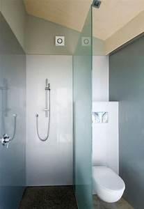 Paroi Salle De Bain : l 39 am nagement petite salle de bains n 39 est plus un ~ Premium-room.com Idées de Décoration