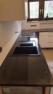 Arbeitsplatten Aus Granit : frankfurt granit arbeitsplatten padang dunkelgrau ~ Michelbontemps.com Haus und Dekorationen