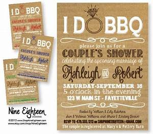 i do bbq couples shower barbeque bridal shower custom With who do you invite to a couples wedding shower