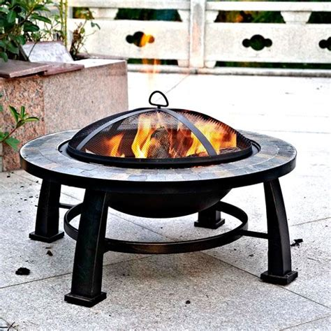 Fire Pit Sale Today This Wood Burning Fire Pit Can