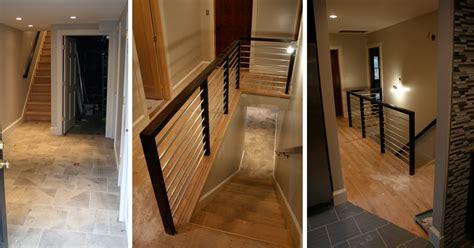 bi level floor plans raised ranch staircase