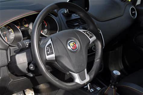 Volante Grande Punto Sport Fiat Punto Evo Abarth 1 4 Multiair 2010 Essai