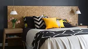 Idee De Tete De Lit : 10 id es pour une t te de lit d co dans la chambre ~ Teatrodelosmanantiales.com Idées de Décoration