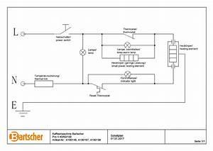 Bartscher A190148 Coffee Machine Bartscher Pro Ii 40