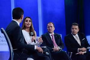 Queen Rania Photos Photos - Business And Political Leaders ...