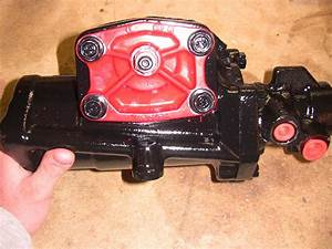 Red Head Steering Gear Box Upgrade  Ford