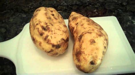 white sweet potato what is a white sweet potato youtube