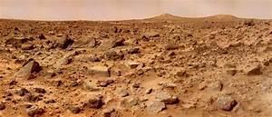 NASA - Pathfinder's Rocky Terrain