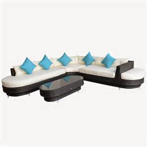 outdoor rattan sofa outsunny 4 pc deluxe outdoor patio pe rattan wicker oval sofa sectional furniture set outdoor