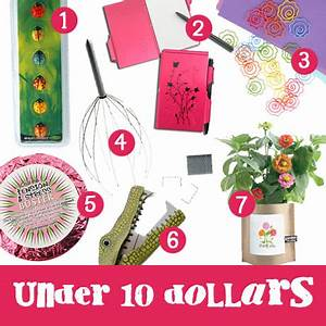 Gifts Under 10 Dollars Classy 20 Gifts Under $10