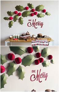 Best christmas wall decorations ideas on
