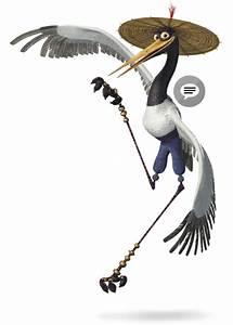 Crane | Characters | Kung Fu Panda