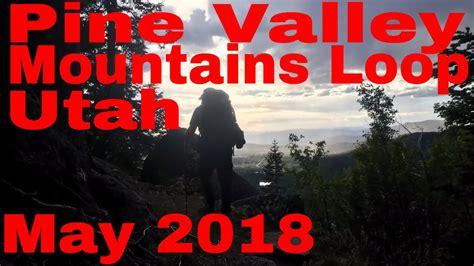Pine Valley Mountain Wilderness Weather