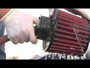 How To Clean An Aem Dryflow Air Filter  Really Easy