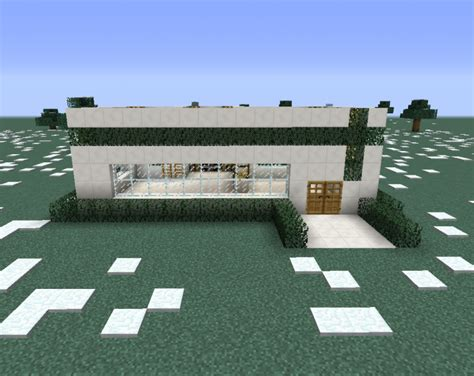 minecraft quartz house simple quartz modern house grabcraft your number one