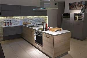 Arbeitsplatte Küche Anthrazit : arbeitsplatte kuche holz possling ~ Michelbontemps.com Haus und Dekorationen