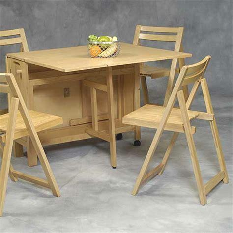 chaise pliante designs créatifs de table pliante de cuisine