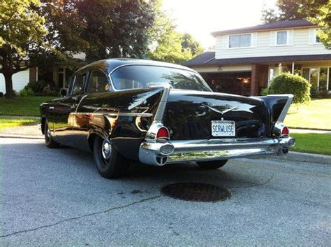 Find New 1957 Chevy 150 California Car In Mississauga