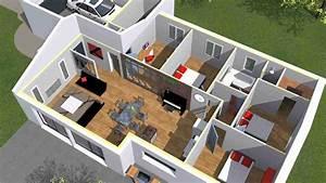 Plan De Maison 3d Gratuit