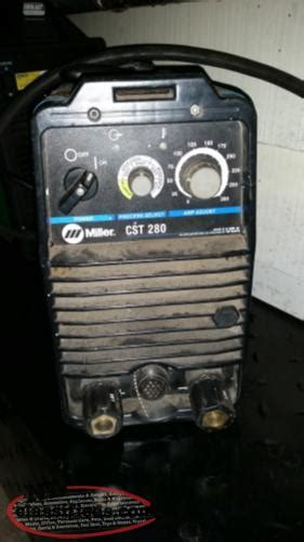 miller cst  welding machine st johns newfoundland