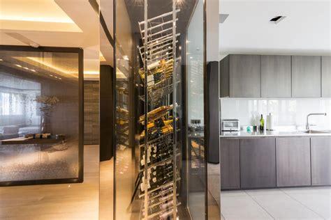 cuisine salle à manger salon appartement c provintech créateur de caves à vin sur