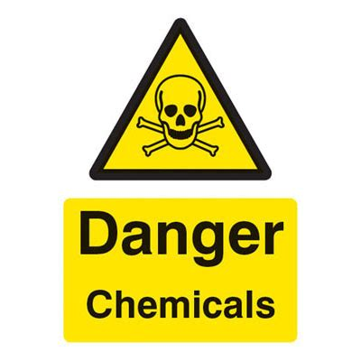 buy harmful substance chemical signs warning danger