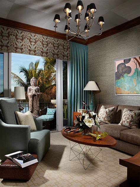 gray living room  bold lighting hgtv
