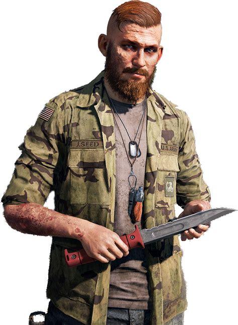 Jacob Seed | Far Cry Wiki | FANDOM powered by Wikia