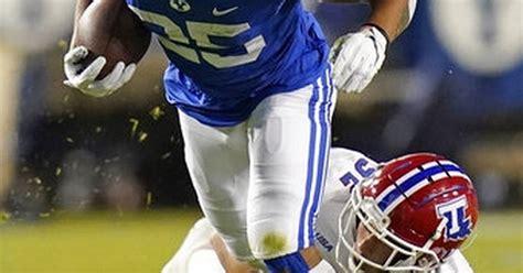 Zach Wilson helps No. 22 BYU rout Louisiana Tech 45-14