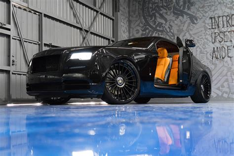 murdered rolls royce wraith murdered out rolls royce wraith keeps the party on the