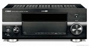 Yamaha Rx-v3900 - Manual - Audio Video Receiver