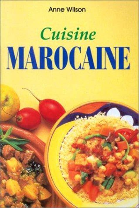 la gastronomie marocaine pdf paperblog