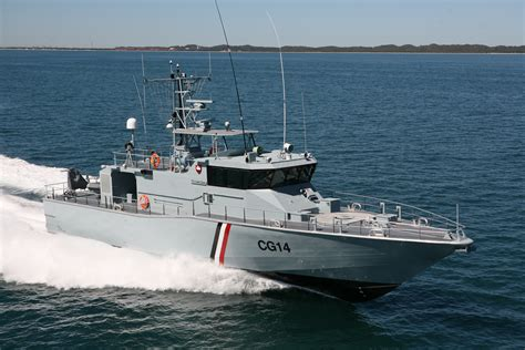 order secured  fast patrol craft fleet austal corporate