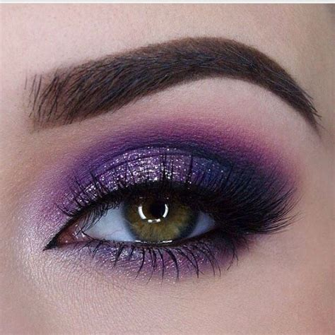 ideas  purple eye makeup  pinterest plum