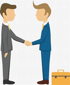 Handshake man, Shake Hands, Cartoon, Character PNG and ...