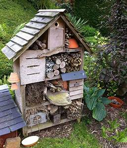 Fabriquer Un Hotel A Insecte : la coccinelle inspirations desjardins ~ Melissatoandfro.com Idées de Décoration