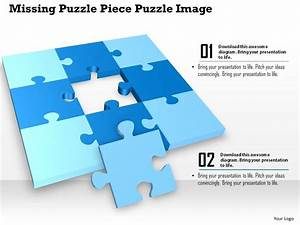 1687395 Style Puzzles Missing 2 Piece Powerpoint