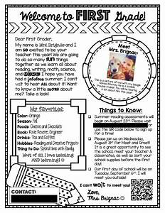 Sample of welcome letter to parents from teacher sample for Letter to parents template from teachers