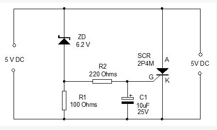 Design Your Circuit Part Iii Over Voltage Protector