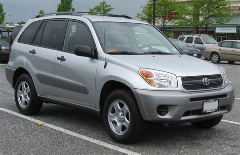 This was the first compact crossover suv. Toyota RAV4 - Wikipedia