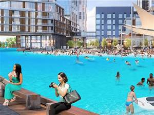 Huge Man-Made Lagoon Planned For Pittsburgh's North Side ...