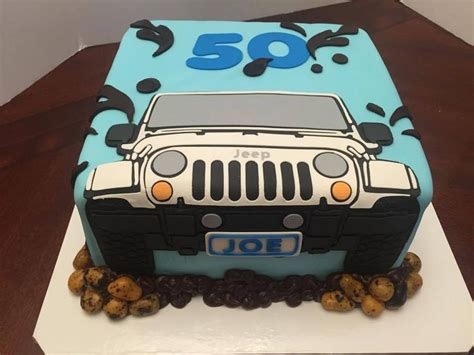jeep logo cake pinterest the world s catalog of ideas