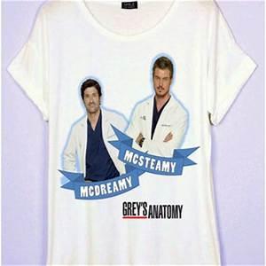 "Greys Anatomy ""McDreamy"" & ""McSteamy"" from CrewWe"