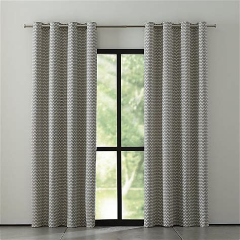 gray chevron curtains with grommets 1000 ideas about grey chevron curtains on