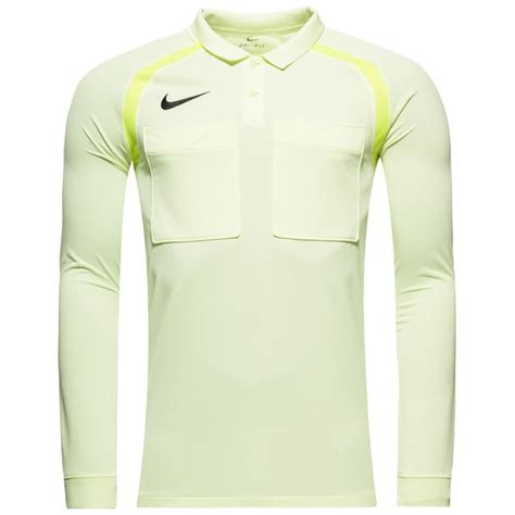 The Football Shirts Book The Connoisseur S Guide Nike Referee 39 S Shirt L S Barely Volt Volt