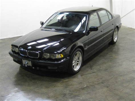 old car manuals online 2001 bmw 7 series electronic valve timing 2001 bmw 7 series in marietta ga classic autosmith