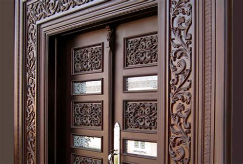 teakwood temple doors church mosque pooja mandapam