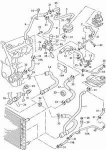 2002 Vw Passat Cooling System Diagram